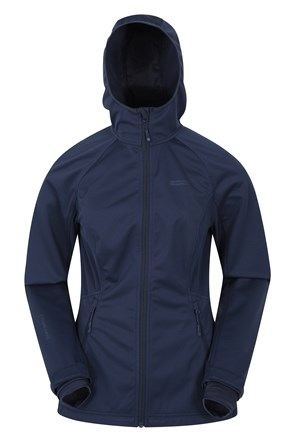 Move Power Stretch Womens Slim-Fit Jacket