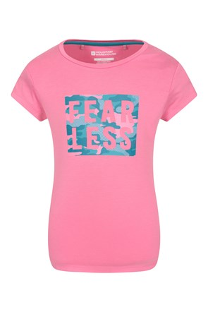 T-shirt Enfant Fearless