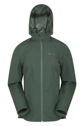 Vancouver Ultra-Lightweight Waterproof Womens Jacket