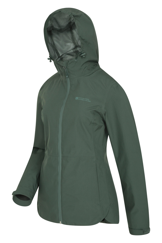Mountain Warehouse Wms Vancouver Ultra Lightweight Waterproof Jacket