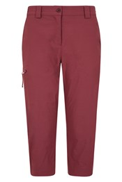 Hiker Stretch Womens Capri