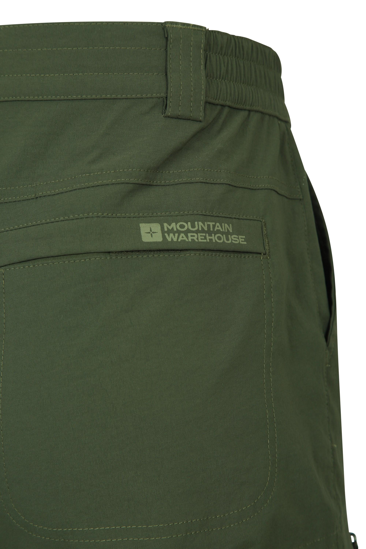Mountain Warehouse Wms Hiker Stretch Womens Capri Capris