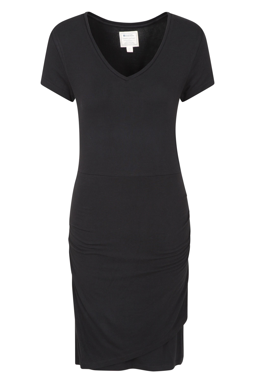 Barcelona - sukienka damska - Black