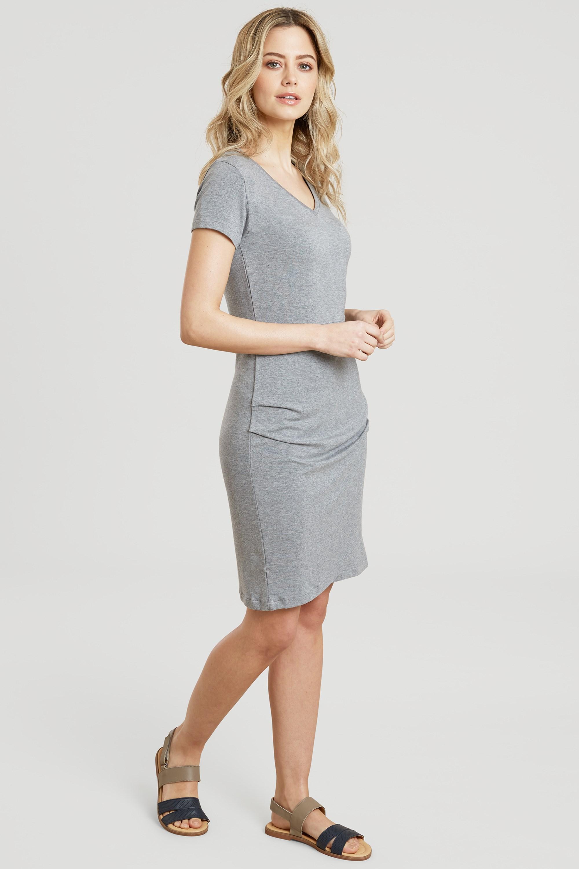 Barcelona - sukienka damska - Grey