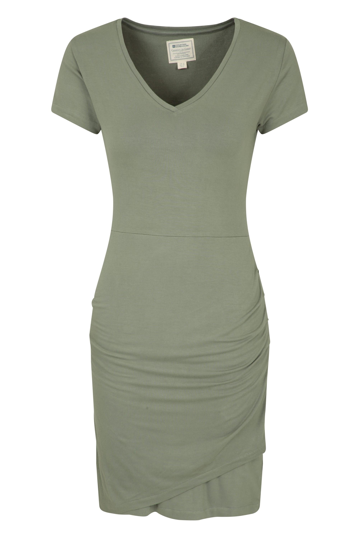 Barcelona - sukienka damska - Green