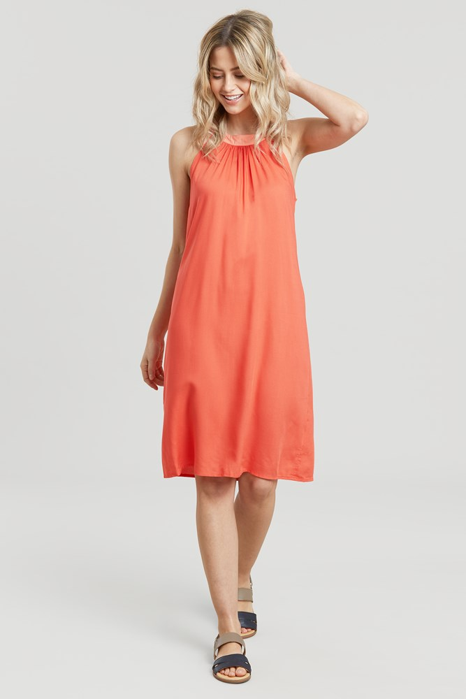 Cornwall - sukienka damska z filtrem UV - Orange