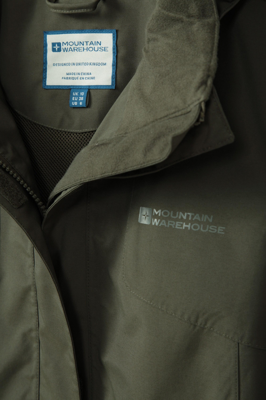 Mountain Warehouse WMS Shetland Pour Femme Imperméable Parka
