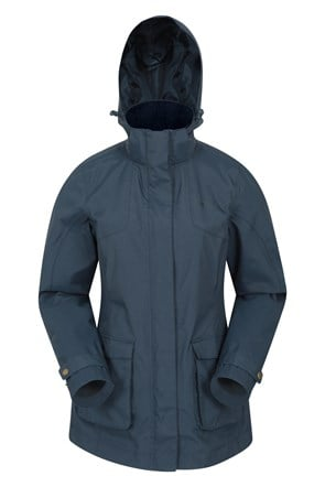 Shetland Womens Waterproof Parka Jacket