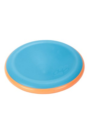 2-in-1 Dog Frisbee & Drinking Bowl