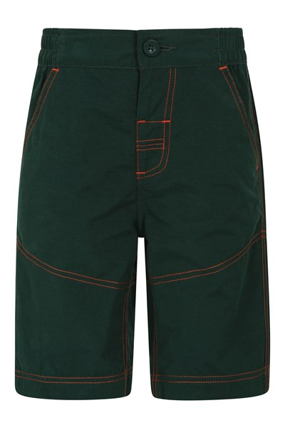 Desert Kids Shorts - Green