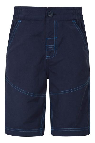 Desert Kids Shorts - Navy