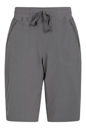 Explorer Womens Long Shorts