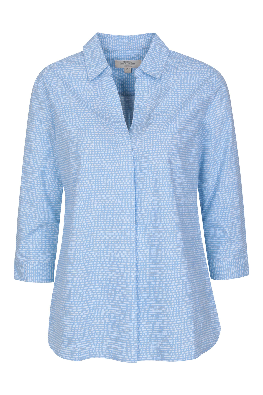 Chemise Sorrento Femme - Bleu