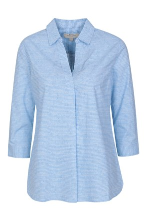 Sorrento Womens Long Sleeve Shirt