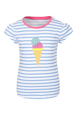 Glitter Ice Lolly Kids Tee