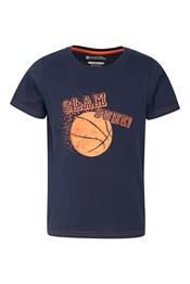 Basketball Kids Tee