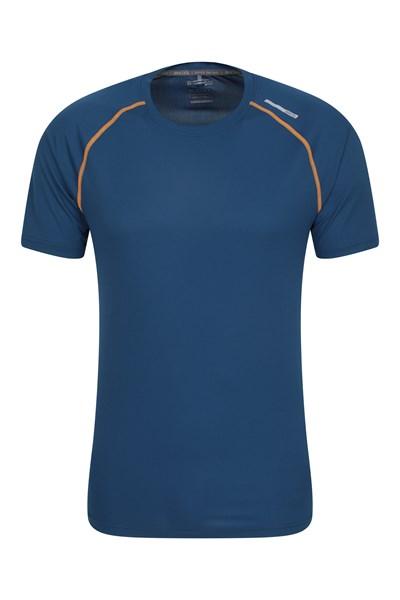 Aero II IsoCool Mens T-Shirt - Navy