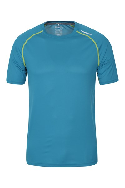 Aero II IsoCool Mens T-Shirt - Teal