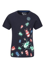 Creepy Crawlies Bug Kids Tee