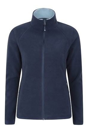 Sky Womens Full-Zip Fleece