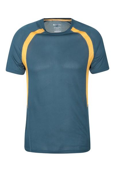 Bryers IsoCool Mens T-Shirt - Blue