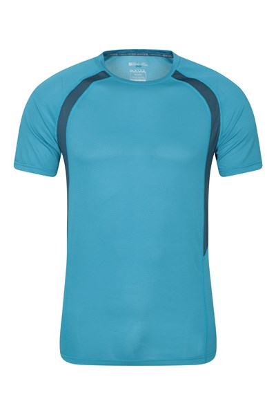 Bryers IsoCool Mens T-Shirt - Dark Blue
