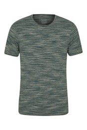 Cosmo Stripe IsoCool Mens T-Shirt