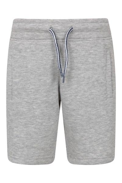 Jersey Kids Shorts - Grey