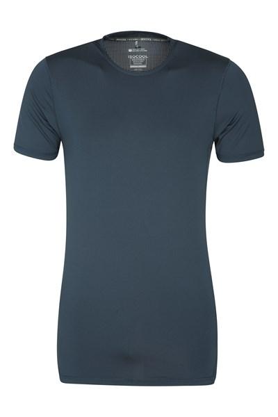 Mantra IsoCool Mens T-Shirt - Grey