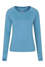 Breeze Recycled Yarn Womens Long Sleeve Tee