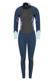 Printed Womens Full Wetsuit