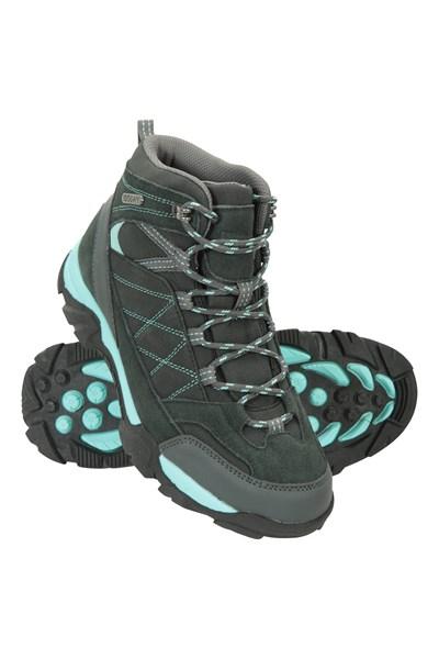 Trail Waterproof Kids Boots - Teal