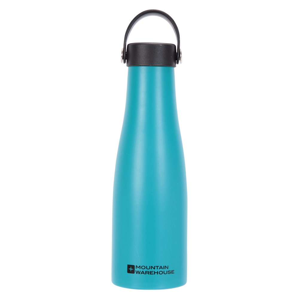 Mountain Warehouse Uni Click Lid Double Walled Water Bottle 600ml
