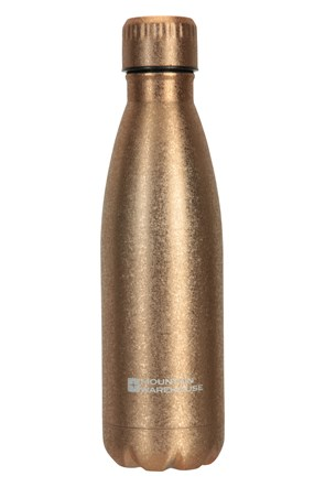 Metallic Ice Spray Double Walled Bottle - 500ml