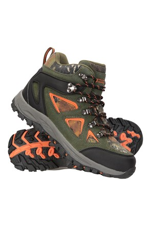 Terra Waterproof Kids Boots