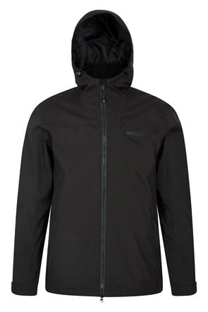 Urban Extreme Recycled 3-in-1 Mens Waterproof Jacket