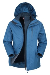 Climb 3 In 1 Extreme Waterproof Jacket