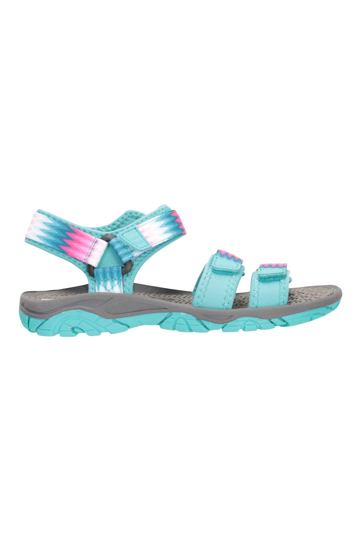 3-Strap Kids Sandals | Mountain