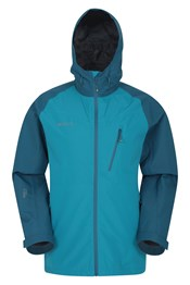 Terrain Extreme 3-Layer Mens Waterproof Jacket