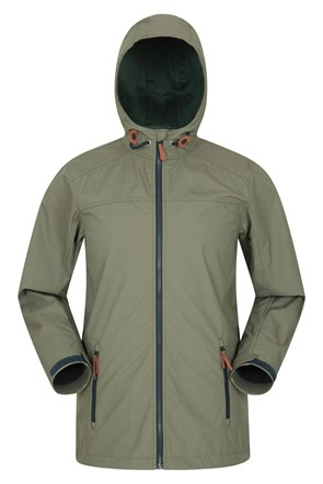 Iona Mens Softshell Jacket