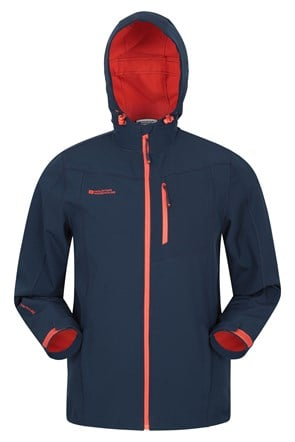 Scope Mens Softshell Jacket