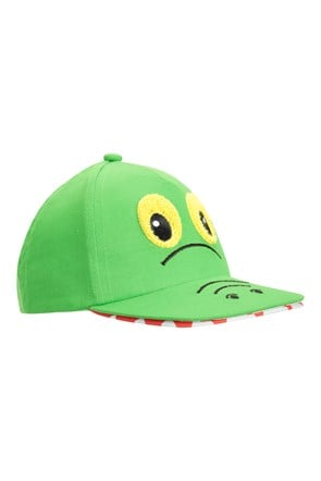 Crocodile Kids Baseball Cap