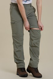 Hiker Stretch Womens Zip Off Trouser