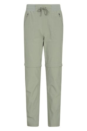 Explorer Womens Zip Off Trousers