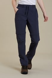 Explorer Womens Zip-Off Trousers