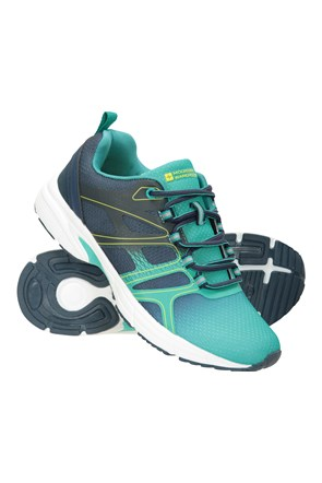 Speed Up Tech Womens Trainer