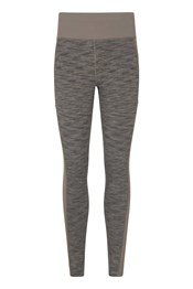 Bend and Stretch Panelled Womens Leggings