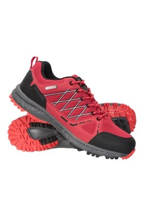 Jupiter Waterproof Mens Trail Runner Shoes