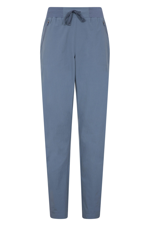 Explorer - spodnie damskie - Blue