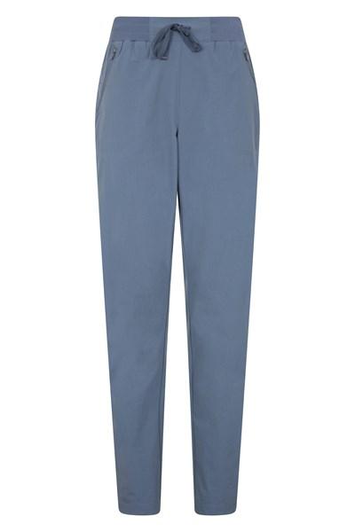 Explorer Womens Short Trousers - Blue